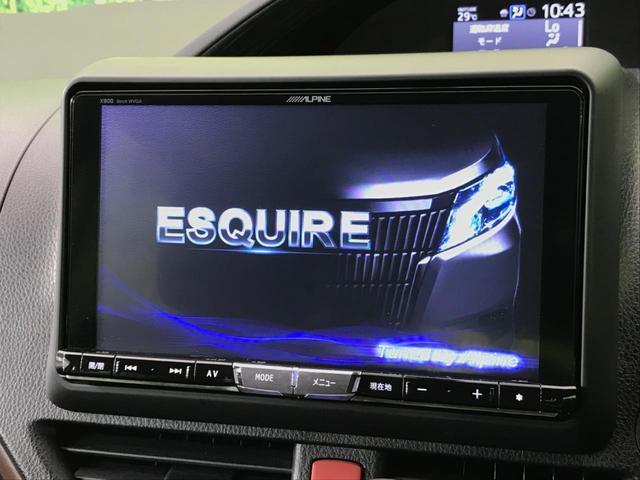 Gi アルパイン9型ナビ 後席モニター クルコン 両側電動スライド オートハイビーム 前席シートヒーター オートエアコン 純正15AW 禁煙車 バックカメラ bluetooth アイドリングストップ(6枚目)