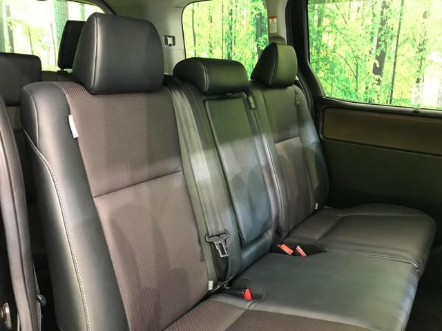 Gi アルパイン9型ナビ 後席モニター クルコン 両側電動スライド オートハイビーム 前席シートヒーター オートエアコン 純正15AW 禁煙車 バックカメラ bluetooth アイドリングストップ(13枚目)