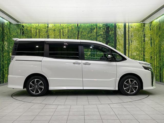 ZS 煌II 純正9型ナビ セーフティーセンス 衝突被害軽減装置 車線逸脱警報 両側電動スライド 禁煙車 ブラック加飾LEDヘッドライト バックカメラ クルーズコントロール Bluetooth 純正16アルミ(29枚目)