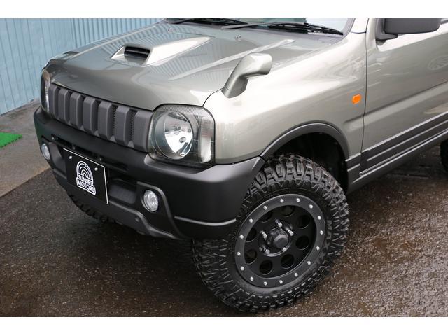 ランドベンチャー4WD新品2インチアップ新品タイヤラプターP(9枚目)