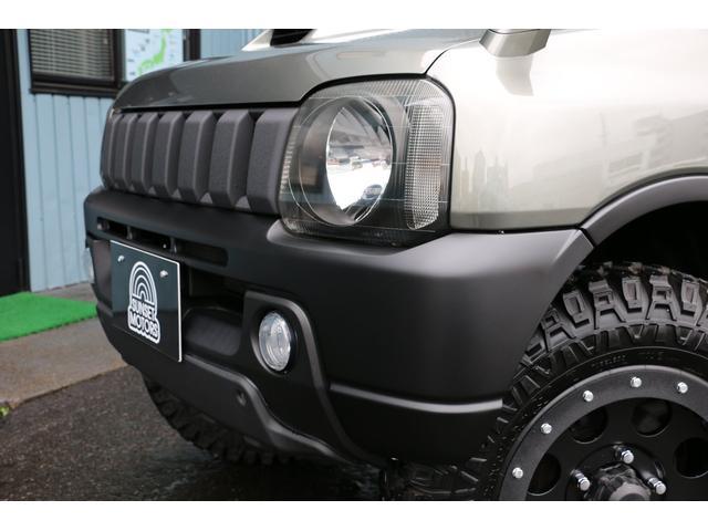 ランドベンチャー4WD新品2インチアップ新品タイヤラプターP(11枚目)