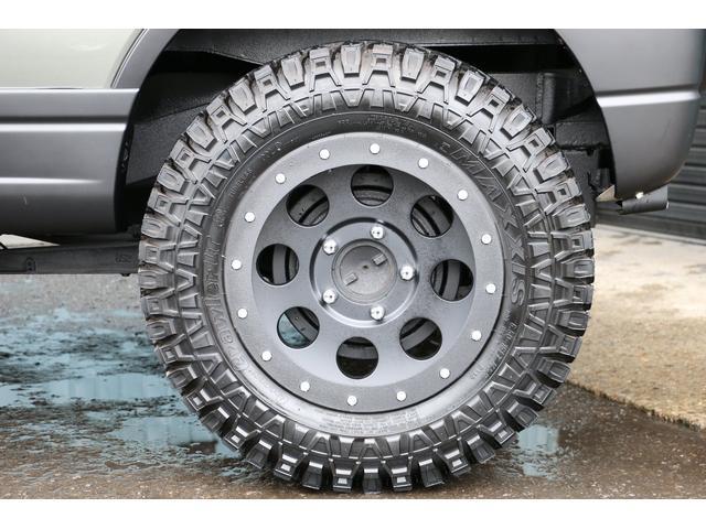 ランドベンチャー4WD新品2インチアップ新品タイヤラプターP(16枚目)