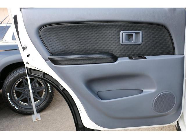 SSR-X ワイド 4WD 27000cc RAPTOR施工コンプリート 新品2インチリフトアップ 新品BFGOODRICHタイヤ&ホイール5本SET 西日本仕入れ 新品横文字グリル(39枚目)