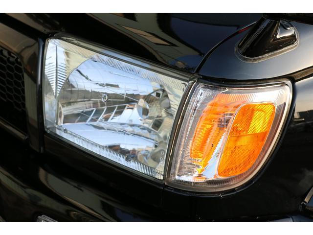 SSR-X ワイド リフトアップ 新品クリスタルヘッドライト 新品ウインカー 新品TOYOTAグリル マッドブラックペイントホイール 新品タイヤ 外装ポリマーコーティング施工 足廻り油性シャーシコート 西日本仕入(12枚目)
