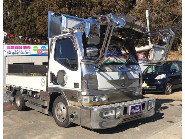 「その他」「キャンター」「トラック」「宮城県」の中古車2