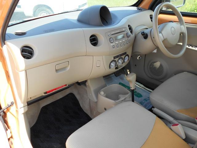 L 4WD FAT CDチューナー キーレス 寒冷地仕様(11枚目)