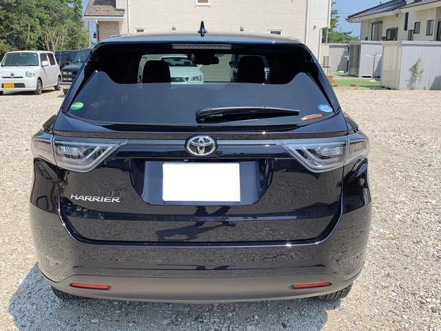 「トヨタ」「ハリアー」「SUV・クロカン」「秋田県」の中古車7