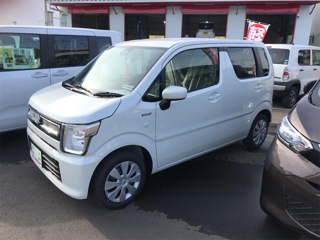 「スズキ」「ワゴンR」「コンパクトカー」「岩手県」の中古車4