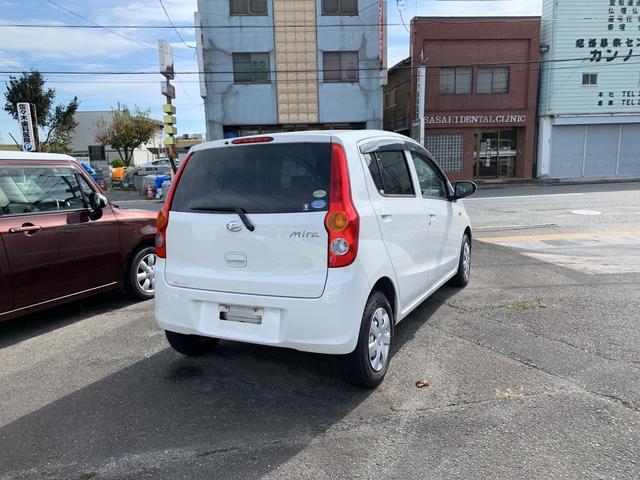 「ダイハツ」「ミラ」「軽自動車」「岩手県」の中古車4