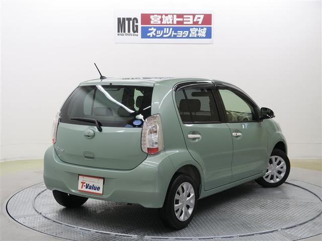 「トヨタ」「パッソ」「コンパクトカー」「宮城県」の中古車7