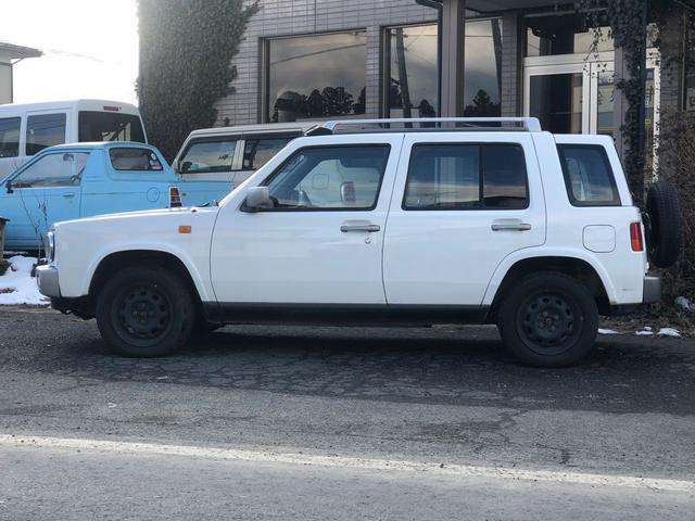 「日産」「ラシーン」「SUV・クロカン」「岩手県」の中古車5