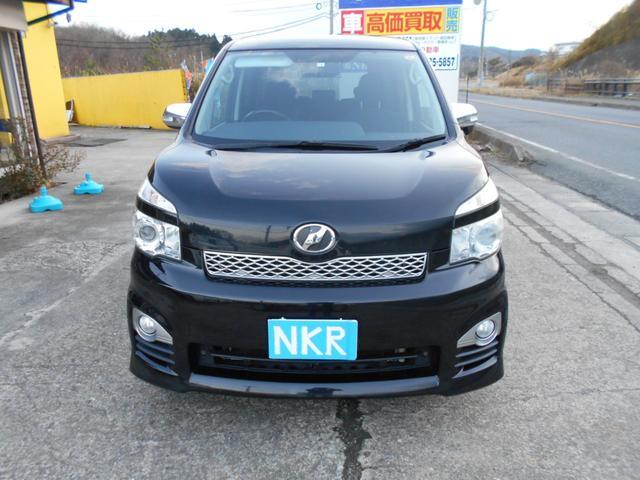 「トヨタ」「ヴォクシー」「ミニバン・ワンボックス」「宮城県」の中古車3
