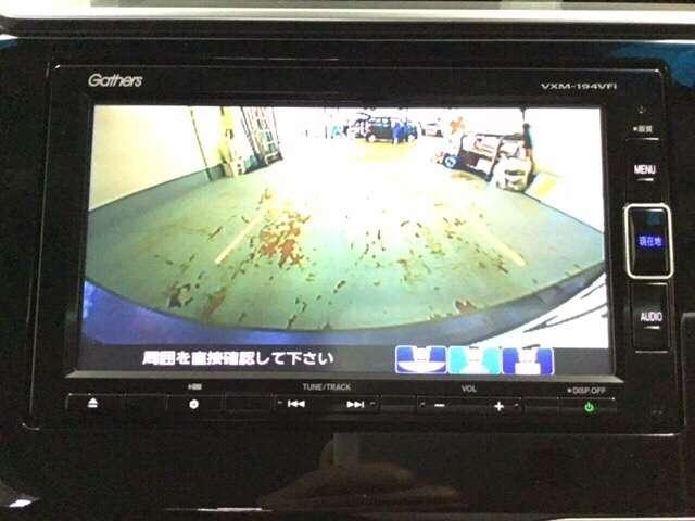 13G・F フルセグTV インターナビ対応(9枚目)