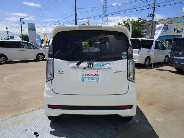 「ホンダ」「N-WGNカスタム」「コンパクトカー」「青森県」の中古車3