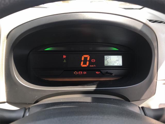軽自動車 ホワイト CVT AC 修復歴無 4名乗り(9枚目)