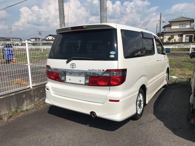 「トヨタ」「アルファードG」「ミニバン・ワンボックス」「福島県」の中古車4