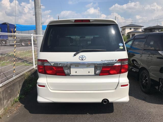 「トヨタ」「アルファードG」「ミニバン・ワンボックス」「福島県」の中古車5
