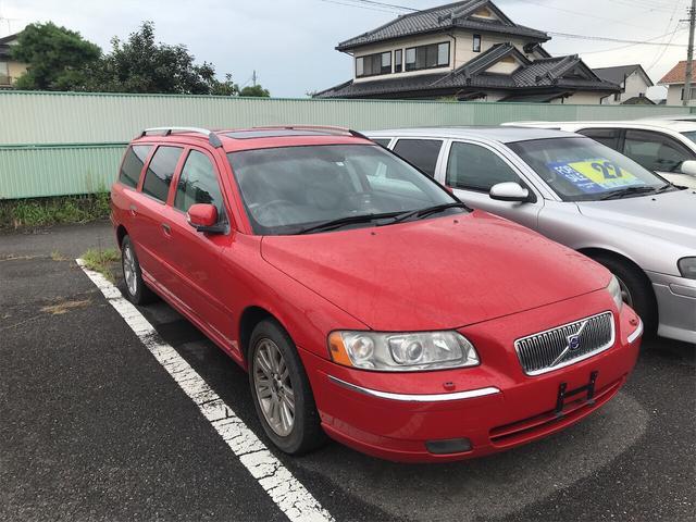 「ボルボ」「ボルボ V70」「ステーションワゴン」「福島県」の中古車3
