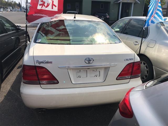 「トヨタ」「クラウン」「セダン」「福島県」の中古車4