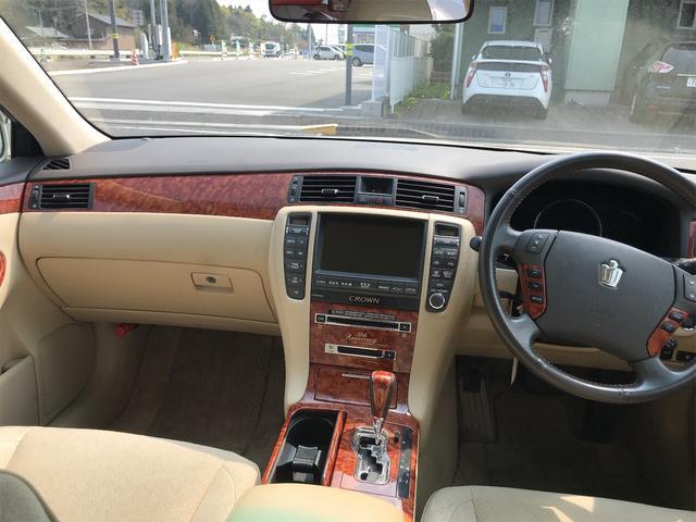 「トヨタ」「クラウン」「セダン」「福島県」の中古車10