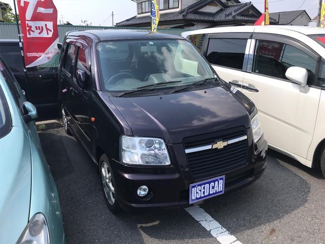 「シボレー」「シボレーMW」「ミニバン・ワンボックス」「福島県」の中古車3