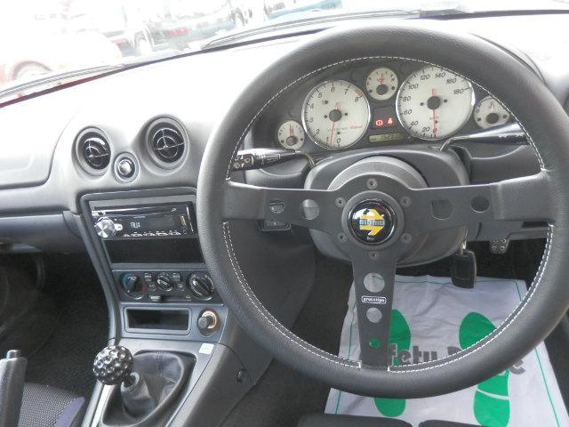 RS 6速 車高調 ハードトップ エキマニ マフラー(8枚目)