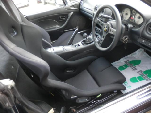 RS 6速 車高調 ハードトップ エキマニ マフラー(9枚目)