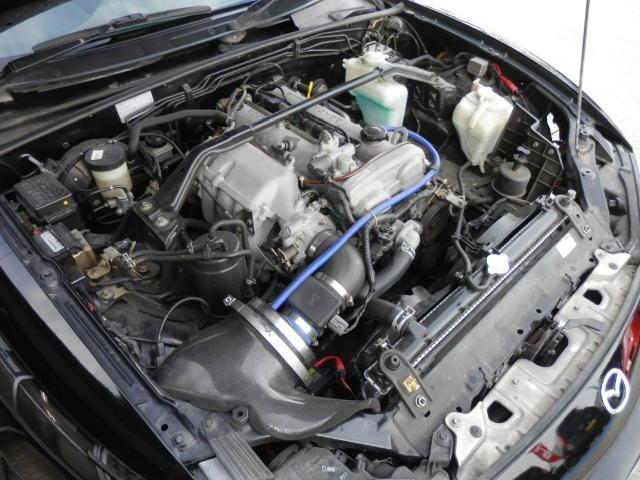 RS 6速 車高調 ハードトップ エキマニ マフラー(16枚目)