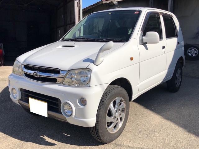 「ダイハツ」「テリオスキッド」「コンパクトカー」「福島県」の中古車3