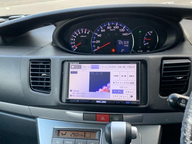 カスタム RS 4WD ターボ 社外ナビ 16AW 軽自動車(10枚目)