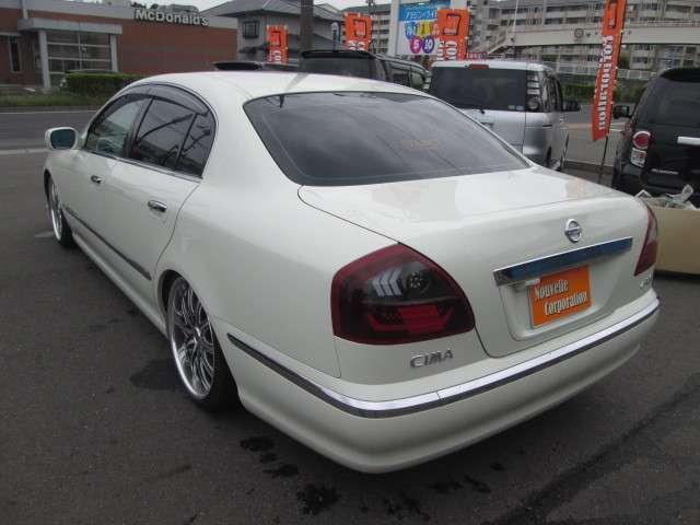 「日産」「シーマ」「セダン」「福島県」の中古車6