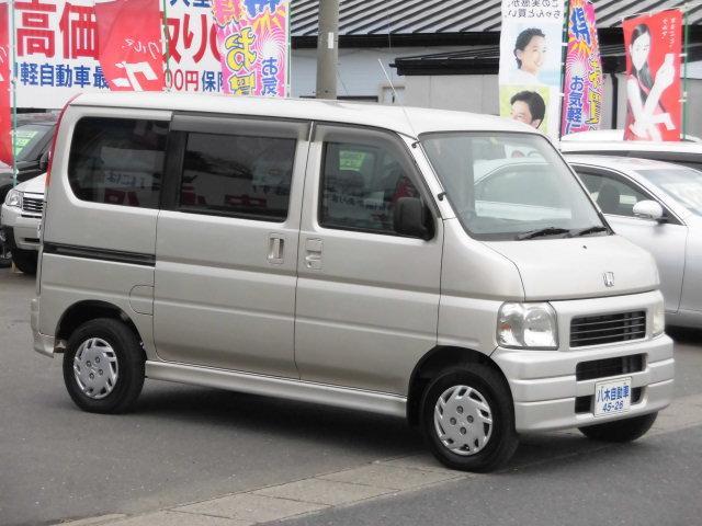 「ホンダ」「バモス」「コンパクトカー」「岩手県」の中古車6