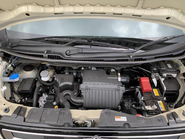 ハイブリッドFX 4WD キーレス 電動格納ミラー イモビライザー 横滑り防止 センターメーター アイドリングストップ オートライト・オートエアコン 盗難防止システム 運転席助手席シートヒーター 純正オーディオ付き(14枚目)