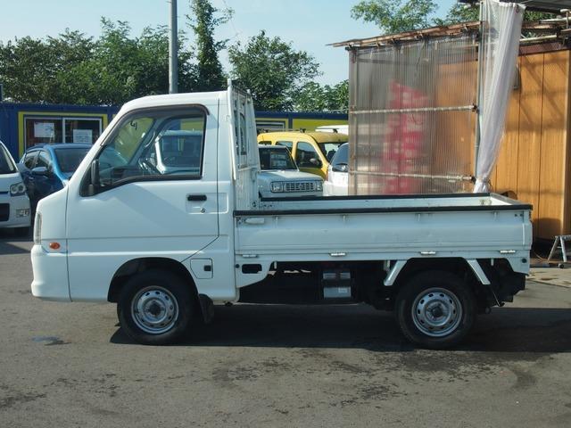 「スバル」「サンバートラック」「トラック」「福島県」の中古車4