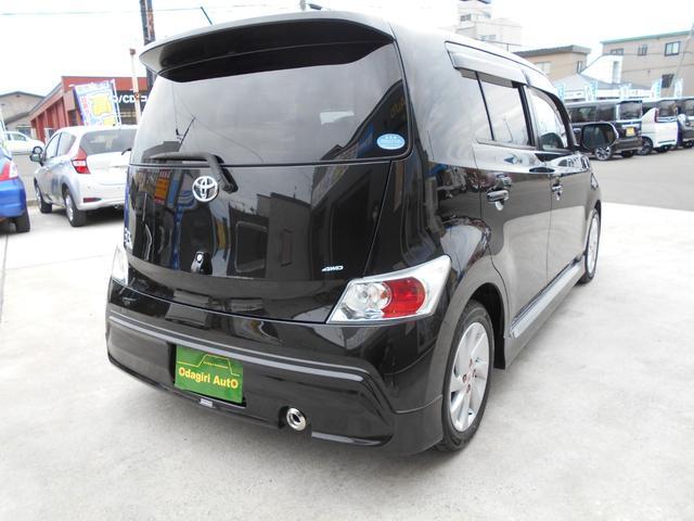 Z エアロパッケージ 4WD キーレス 社外スターター アルミホイール スタッドレスタイヤ ベンチシート(6枚目)