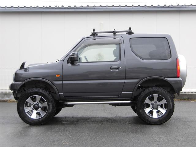 クロスアドベンチャーXC サロモン 4WD 5MT リフトアップ ABS ナビ フルセグTV Bluetooth接続 CD DVD ETC ルーフキャリア インタークーラーターボ パートタイム4WD高低二段切替式(4枚目)