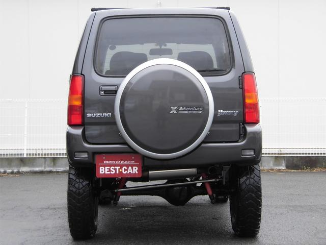 クロスアドベンチャーXC サロモン 4WD 5MT リフトアップ ABS ナビ フルセグTV Bluetooth接続 CD DVD ETC ルーフキャリア インタークーラーターボ パートタイム4WD高低二段切替式(9枚目)