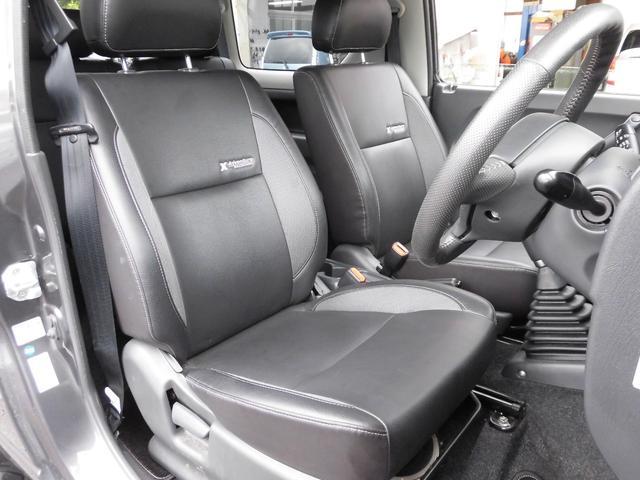 クロスアドベンチャーXC サロモン 4WD 5MT リフトアップ ABS ナビ フルセグTV Bluetooth接続 CD DVD ETC ルーフキャリア インタークーラーターボ パートタイム4WD高低二段切替式(14枚目)