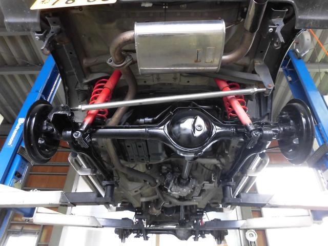 クロスアドベンチャーXC サロモン 4WD 5MT リフトアップ ABS ナビ フルセグTV Bluetooth接続 CD DVD ETC ルーフキャリア インタークーラーターボ パートタイム4WD高低二段切替式(37枚目)