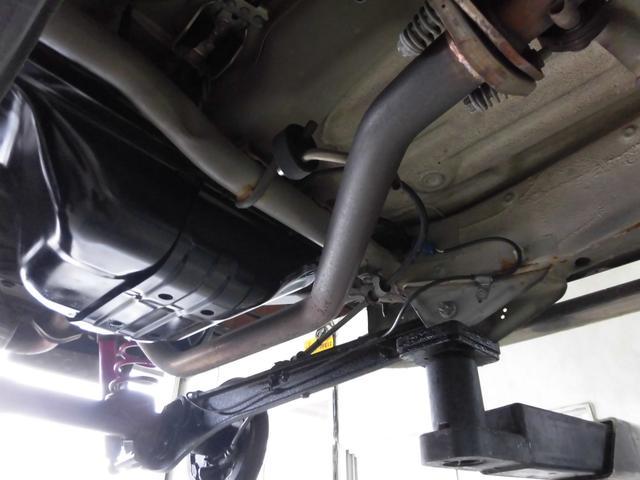 クロスアドベンチャーXC サロモン 4WD 5MT リフトアップ ABS ナビ フルセグTV Bluetooth接続 CD DVD ETC ルーフキャリア インタークーラーターボ パートタイム4WD高低二段切替式(45枚目)