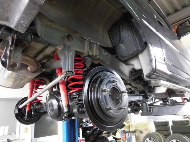 クロスアドベンチャーXC サロモン 4WD 5MT リフトアップ ABS ナビ フルセグTV Bluetooth接続 CD DVD ETC ルーフキャリア インタークーラーターボ パートタイム4WD高低二段切替式(49枚目)
