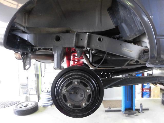 クロスアドベンチャーXC サロモン 4WD 5MT リフトアップ ABS ナビ フルセグTV Bluetooth接続 CD DVD ETC ルーフキャリア インタークーラーターボ パートタイム4WD高低二段切替式(62枚目)