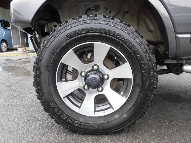 クロスアドベンチャーXC サロモン 4WD 5MT リフトアップ ABS ナビ フルセグTV Bluetooth接続 CD DVD ETC ルーフキャリア インタークーラーターボ パートタイム4WD高低二段切替式(68枚目)