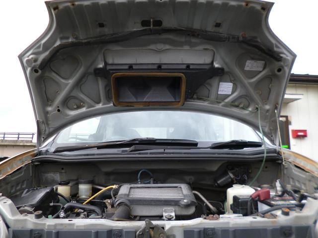 Ri 4WD ターボ タイベル交換済み 社外14AW キーレス 5MT フォグランプ(34枚目)