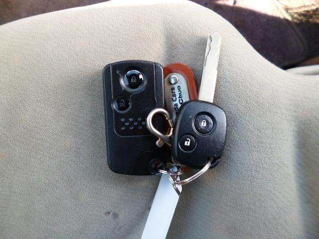 F 4WD スマートキー電格ミラーサイドバイザーベンチシート(23枚目)