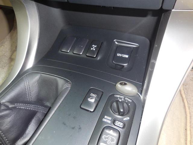 TZ TZ 3.0Lディーゼル サンルーフ 8人乗り ETC オートクルーズ センターデフロック ダウンヒルアシストコントロール リアハイトコントロールエアサスペンション リアエアコン(16枚目)