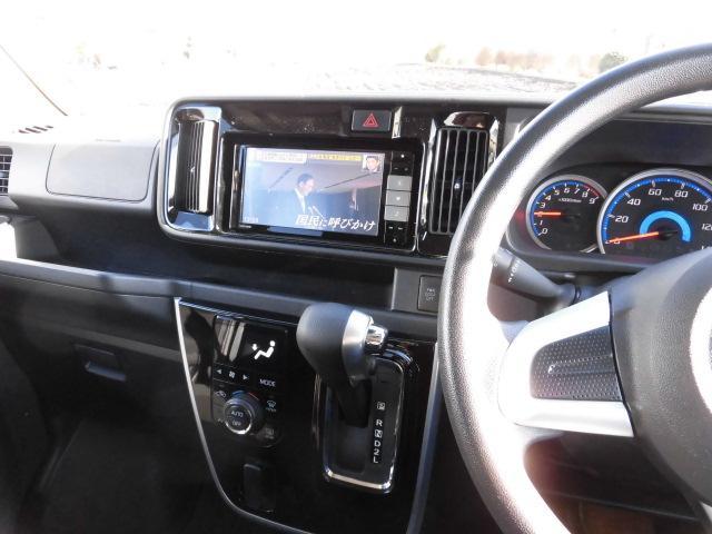 カスタムターボRSリミテッド SAIII 4WD 衝突被害軽減ブレーキ パワースライドドア LEDヘッドライト フルセグ DVD再生(5枚目)
