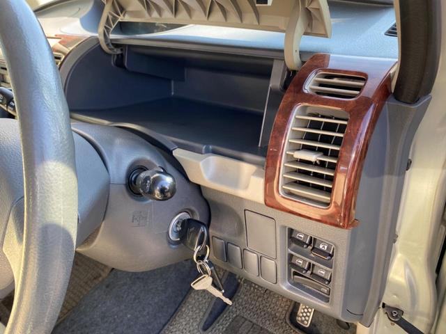 L 4WD キーレスエントリー 社外エンジンスターター タイミングベルト交換ステッカー有(22枚目)