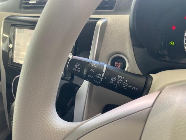 X ナビ フルセグ Bluetooth アラウンドビューモニター 衝突被害軽減装置 アイドリングストップ ETC プッシュスタート スマートキー 電動ミラー 取説 保証書(11枚目)