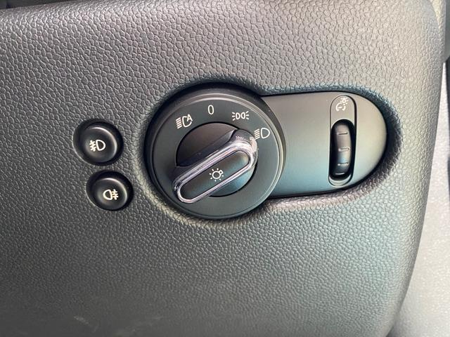 クーパーS ターボ ペッパーパッケージ ACC パドルシフト ナビ フルセグ バックカメラ OPアルミホイール ETC LEDヘッドライトフォグライト スマートキー(35枚目)